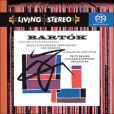 CD Cover Image. Title: Bart�k: Concerto for Orchestra, etc. [Hybrid SACD], Artist: Fritz Reiner