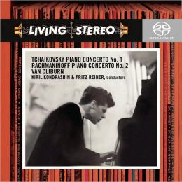 Tchaikovsky: Piano Concerto No. 1 / Rachmaninoff: Piano Concerto No. 2 [Hybrid SACD]