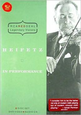 Heifetz: In Performance