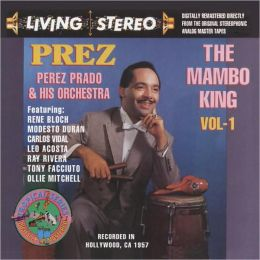 The Mambo King, Vol. 1 [BMG]