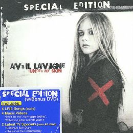 Under My Skin [Bonus Tracks & DVD]