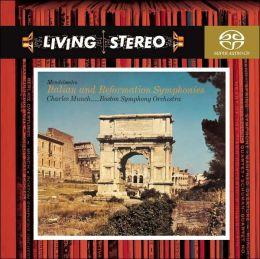 Mendelssohn: Italian & Reformation Symphonies