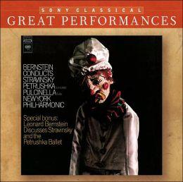 Stravinsky: Petrushka; Pulcinella