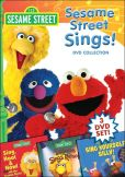 Video/DVD. Title: Sesame Street Sings! Collection
