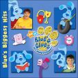 CD Cover Image. Title: Blue's Clues: Blue's Biggest Hits
