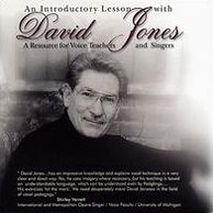 An Introductory Lesson With David Jones: A Resource for Voice Teachers and Singers