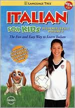 Italian for Kids Beginning Level 1, Vol. 2