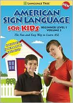 American Sign Language for Kids, Vol. 2