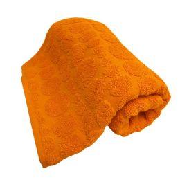 Beads Terry Hand Towel - Orange (16