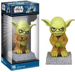 Mini Mash-Up: Yoda