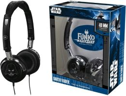 Darth Vader Fold-Up Headphones