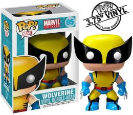 Marvel Pop Bobble Head - Wolverine Classic