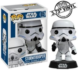 Star Wars Pop Bobble Head - Stormtrooper