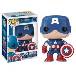 POP Marvel: Avengers Movie Captain America