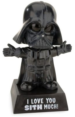 Wacky Wisecracks - Darth Vader: ''I Love You Sith Much!''