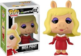 POP! Muppets Vinyl Figure, Miss Piggy