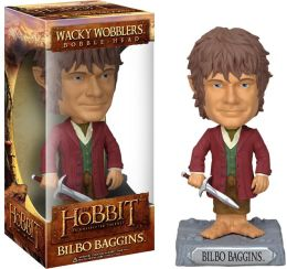 The Hobbit Movie Wacky Wobbler , Bilbo