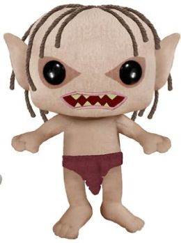 The Hobbit Movie Plush, Gollum
