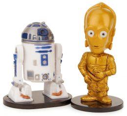 C-3PO & R2-D2 Mini 2-Pack Wacky Wobblers
