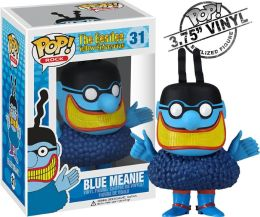 POP! Rocks the Beatles Vinyl Figure, Blue Meanie