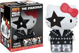 Hello Kitty KISS Vinyl Figure, Starchild