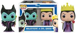 POP! Disney Maleficent and Evil Queen Vinyl Figure 2 Pack