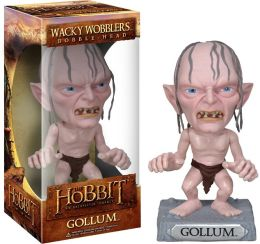The Hobbit Movie Wacky Wobbler , Gollum