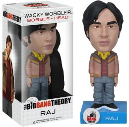 The Big Bang Theory Wacky Wobbler , Raj