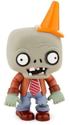 POP! Plants vs. Zombies Vinyl Figure, Conehead