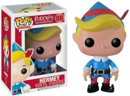 POP! Holiday Hermey the Elf Vinyl Figure