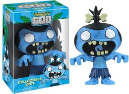 Pocket God: Zombie Pygmy Vinyl Figure