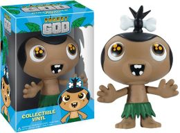 Pocket God: Cute Pygmy Vinyl Figure