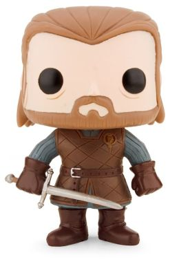 Pop Game Of Thrones (Vinyl): Ned Stark
