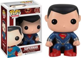 POP Heroes (Vinyl): Superman Man of Steel Movie