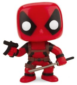 POP Marvel (BOBBLE): Deadpool