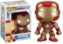 Pop Marvel (Vinyl): Iron Man Movie 3 - Mark 42