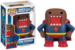 Pop Heroes (Vinyl): Superman Domo