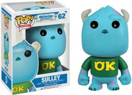 Pop Disney (Vinyl): Monsters University - Sulley