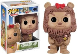 POP Movies (VINYL): Cowardly Lion