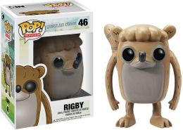 POP Television (VINYL): Rigby - Regular Show
