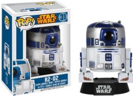 POP Star Wars (Bobble): R2 D2