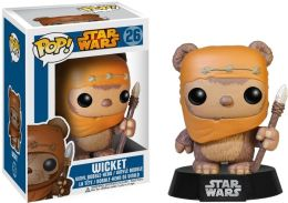 POP Star Wars (Bobble): Wicket