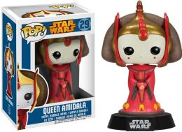 POP Star Wars (Bobble): Queen Amidala