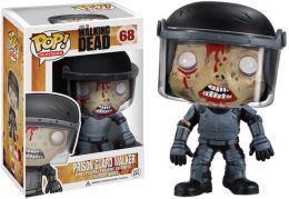 POP Television (Vinyl): Walking Dead Prison Guard Zombie