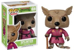 POP Television (Vinyl): Teenage Mutant Ninja Turtle, Splinter