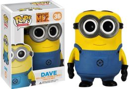 POP Movies (Vinyl): Despicable Me Dave