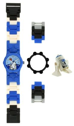 LEGO Star Wars Watch with Mini Figure - R2D2