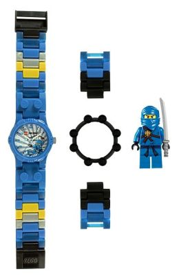 LEGO Ninjago Watch with Mini Figure - Jay