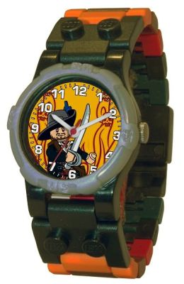 LEGO Pirates of the Caribbean Watch with Mini Figure - Barbossa