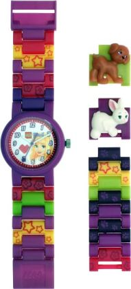 LEGO® Friends Stephanie Mini Figure Link Watch